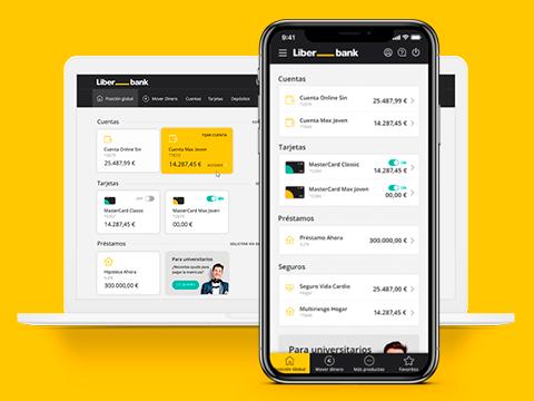 BancaOnline & Onboarding Liberbank
